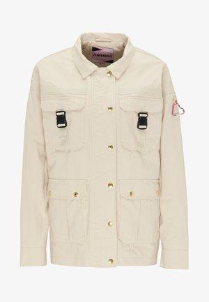 Summer jacket - creme