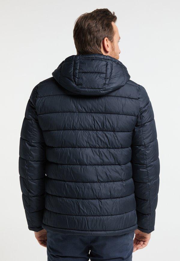 DreiMaster Kurtka zimowa - marine/niebieski Odzież Męska USQG