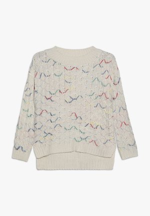 GIRLS - Pullover - offwhite