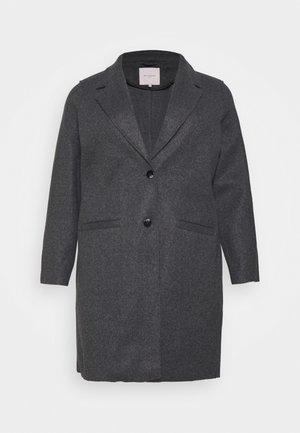 CARCAROL BONDED COAT - Płaszcz wełniany /Płaszcz klasyczny - dark grey melange