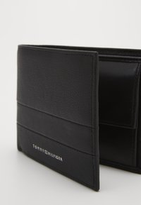 Tommy Hilfiger - INTARSIA AND COIN - Wallet - black - 2
