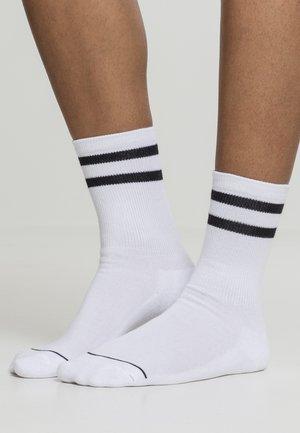 2 PACK - Socks - white/black