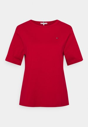 RELAXED - Camiseta estampada - primary red