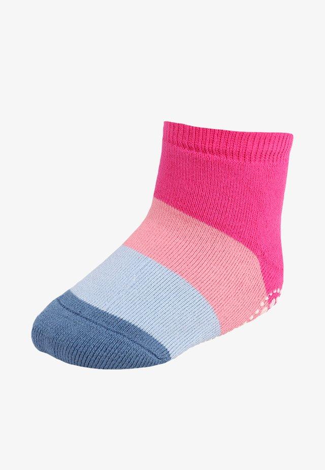 Colour Block - Socks - gloss