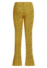 WE Fashion - Broek - yellow - 4