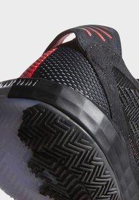 adidas Performance - DAME 6 SHOES - Basketball shoes - black - 6