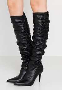 Versace Jeans Couture - Botas de tacón - nero - 0