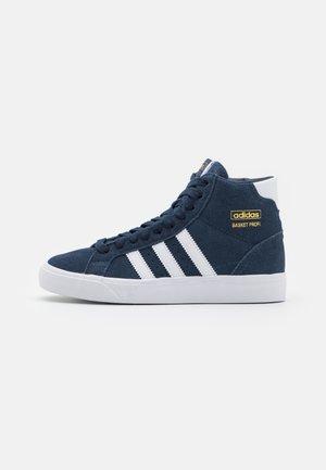BASKET PROFI UNISEX - Sneakers hoog - collegiate navy/footwear white/gold metallic