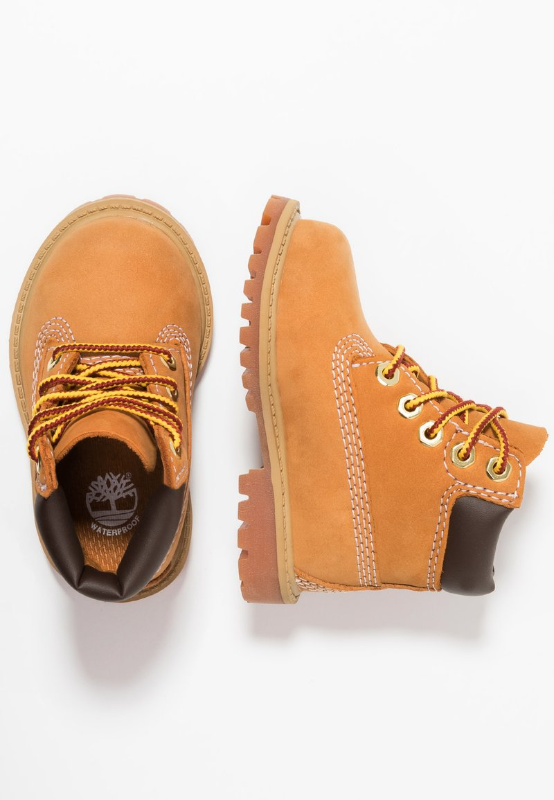 Timberland - 6 IN PREMIUM WP BOOT - Botines con cordones - wheat