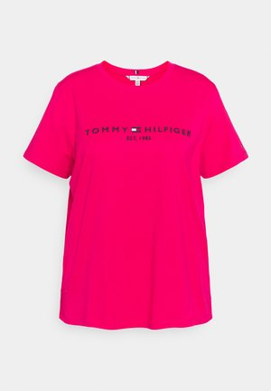 REGULAR TEE - T-shirt con stampa - bright jewel