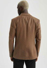 DeFacto - Blazer jacket - brown - 2