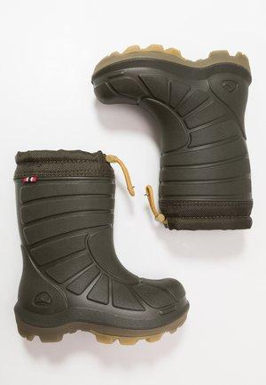 EXTREME 2,0 - Zimní obuv - huntinggreen/khaki