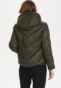 Saint Tropez - CATJASZ - Winter jacket - army green - 2