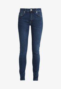 WHY7 - KATE - Jeans Skinny Fit - dark blue - 4
