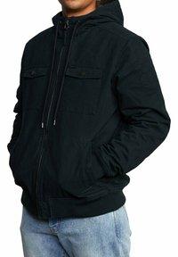 RVCA - Waterproof jacket - rvca black - 1