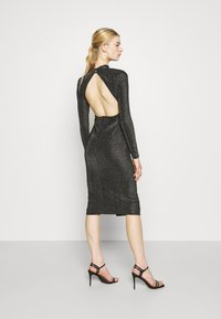 Glamorous - OPEN BACK PARTY DRESS - Cocktail dress / Party dress - black - 2