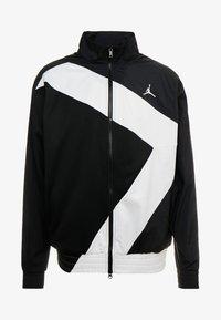 WINGS DIAMOND - Training jacket - black/white