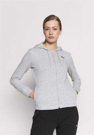 CLASSIC SUIT SET - Trainingspak - light gray heather