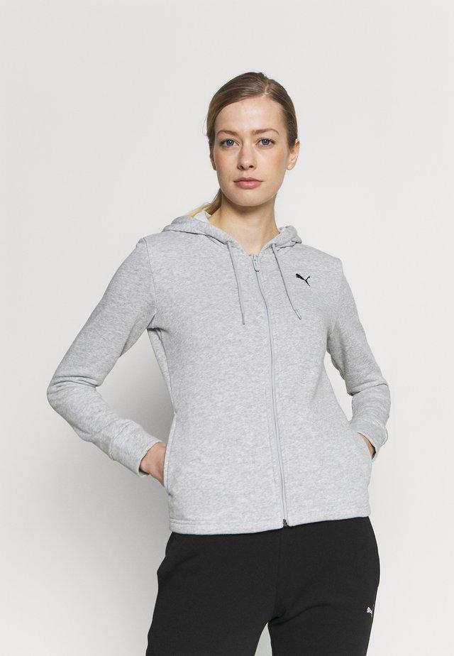 CLASSIC SUIT SET - Tuta - light gray heather