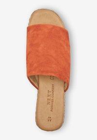 Next - Heeled mules - orange - 2