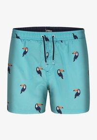 Happy Shorts - Swimming shorts - toucan - 0