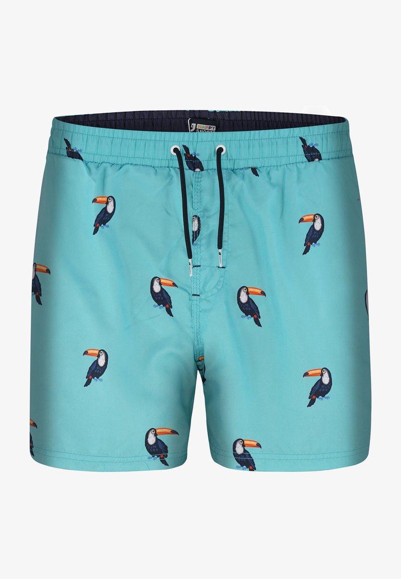 Happy Shorts - Swimming shorts - toucan