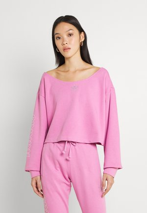 SLOUCHY CREW - Sweater - bliss orchid