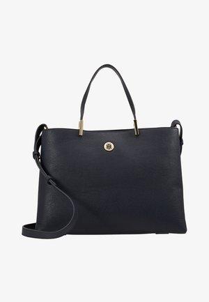 CORE SATCHEL - Handbag - blue