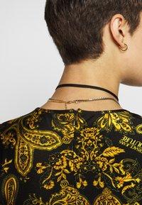 Versace Jeans Couture - Maglietta a manica lunga - nero - 5