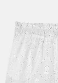 Name it - NKFHUDITH  - Shorts - bright white - 2