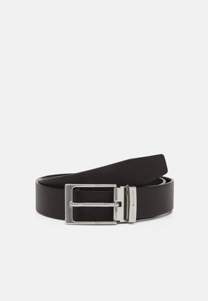 LAYTON TRAVEL BUCKLE BELT - Belt - black