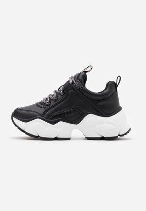 BINARY CASH - Sneakers - black