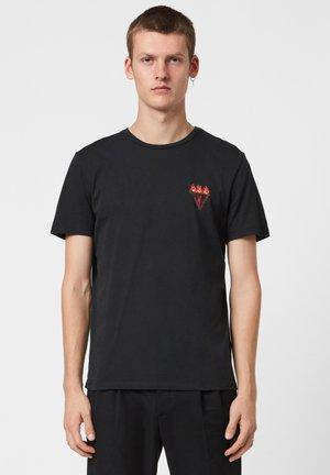 INFERNAL - T-shirts print - black