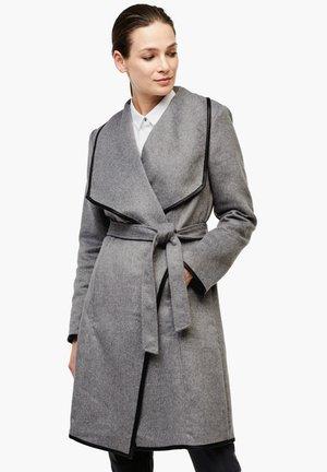 Classic coat - light grey
