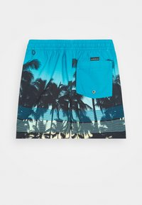 Quiksilver - SUNSET VOLLEY YOUTH - Swimming shorts - cabbage - 1