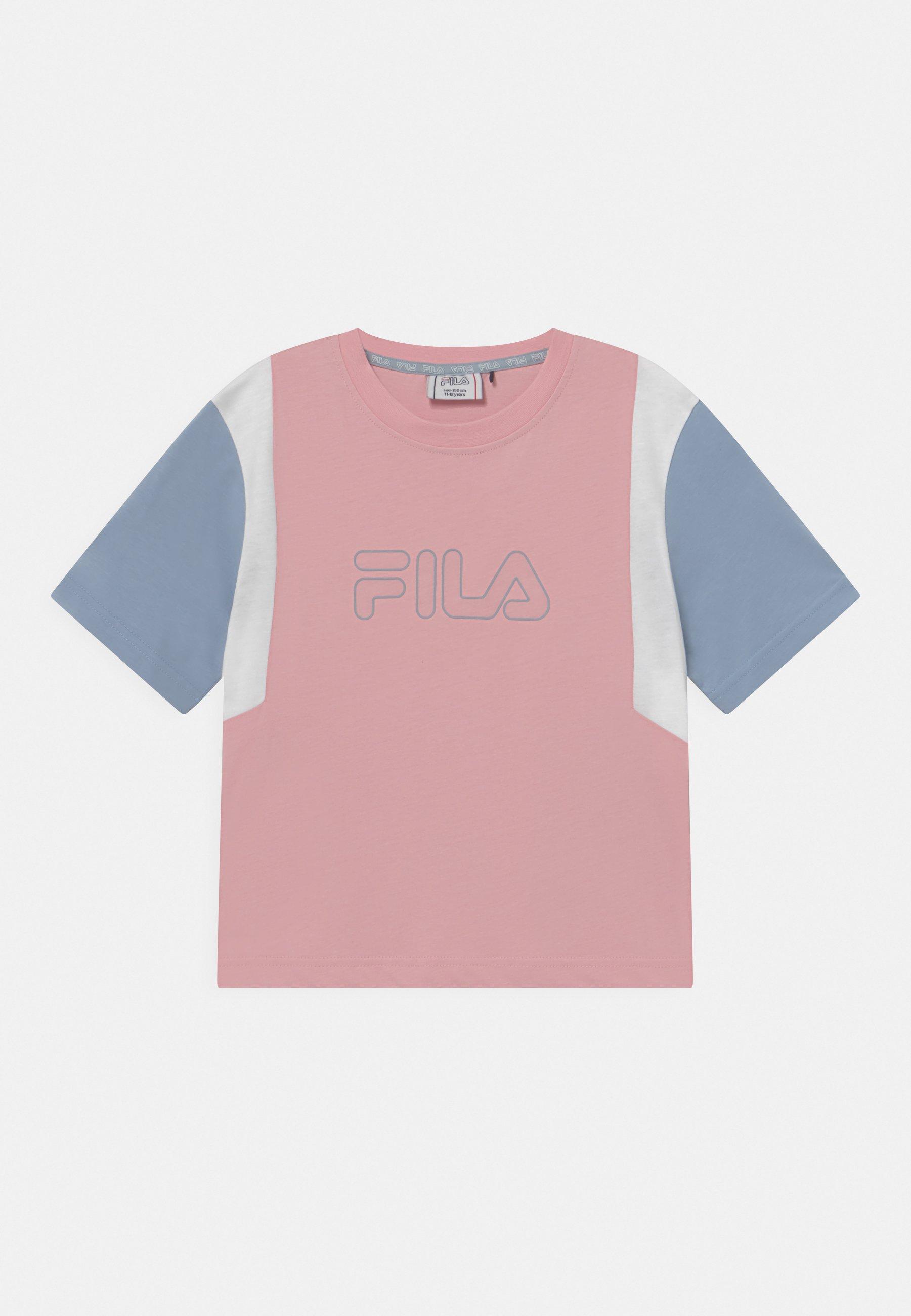 Bambini SAMARA BLOCKED CROPPED TEE - T-shirt con stampa