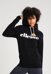 Ellesse - TORICES - Hoodie -  anthracite - 0