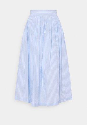 YASSTRILLA MIDI SKIRT ICON - A-line skirt - cashmere blue