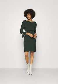 Anna Field - Shift dress - dark green - 1