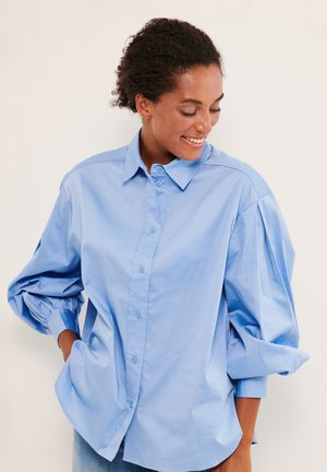 GYAPW  - Button-down blouse - vista blue