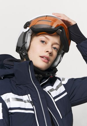 ARBER VISOR UNISEX - Helmet - white matt