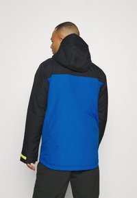 Burton - COVERT BARREN - Snowboard jacket - true black/lapisblue - 2