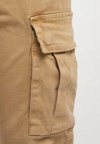 DreiMaster - Pantaloni cargo - beige - 4