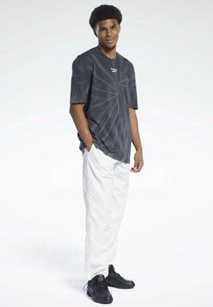 CLASSICS TIE-DYE T-SHIRT - T-shirt con stampa - black