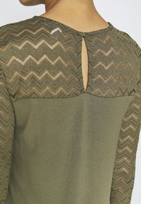 Anna Field - Long sleeved top - olive - 5