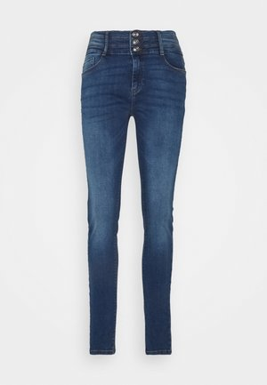 ONLPAOLA TRIPLE WAIST LIFE - Jeans Skinny Fit - medium blue denim