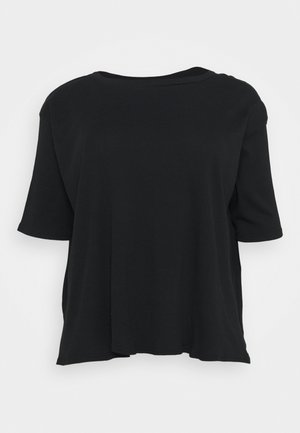 HANKY - Long sleeved top - black
