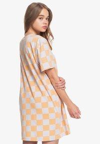 Quiksilver - Print T-shirt - chamois checker polo - 2