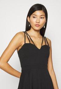 Trendyol - SIYAH - Cocktail dress / Party dress - black - 4