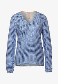 Street One - Long sleeved top - blau - 2